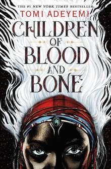 Tomi Adeyemi: Children of Blood and Bone, Buch
