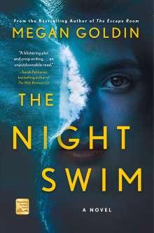 Megan Goldin: The Night Swim, Buch
