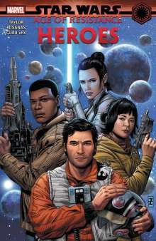 Tom Taylor: Star Wars: Age Of Resistance - Heroes, Buch