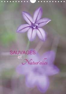 Cécile Gans: Sauvages & natur'elles (Calendrier mural 2020 DIN A4 vertical), Diverse