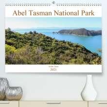 André Tams: Abel Tasman National Park (Premium, hochwertiger DIN A2 Wandkalender 2021, Kunstdruck in Hochglanz), Kalender