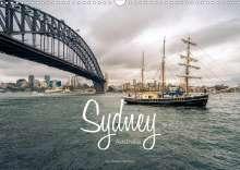 Stefan Becker: Sydney - Australia (Wall Calendar 2021 DIN A3 Landscape), Kalender