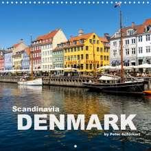 Peter Schickert: Scandinavia - Denmark (Wall Calendar 2021 300 × 300 mm Square), Kalender