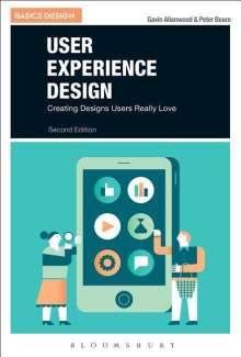 Gavin Allanwood (UCLAN, UK): User Experience Design, Buch
