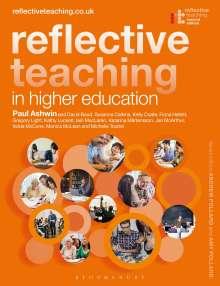 Dr Paul Ashwin (Lancaster University, UK): Reflective Teaching in Higher Education, Buch