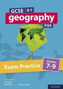 Simon Ross: GCSE 9-1 Geography AQA: Exam Practice: Grades 7-9, Buch
