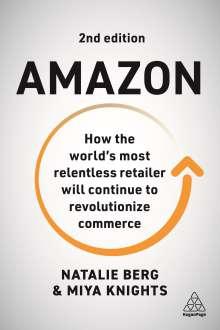 Natalie Berg: Amazon, Buch