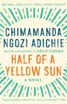 Chimamanda Ngozi Adichie: Half of a Yellow Sun, Buch