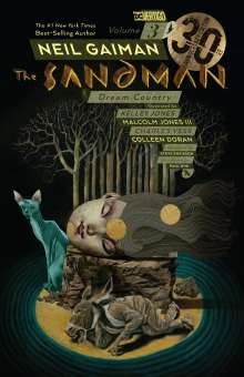 Neil Gaiman: The Sandman Volume 3, Buch
