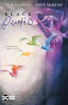 Neil Gaiman: Black Orchid, Buch