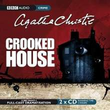 Christie,Agatha: Crooked House (Engl. Original Fassung), 2 CDs