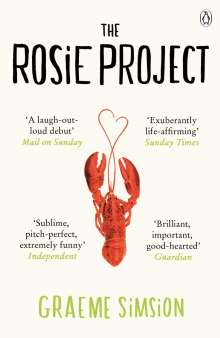 Graeme Simsion: The Rosie Project, Buch