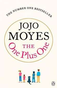 Jojo Moyes: The One Plus One, Buch