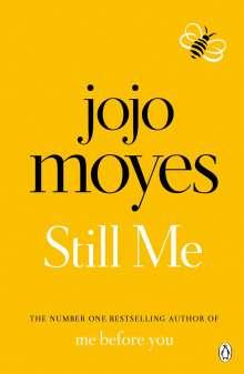 Jojo Moyes: Still Me, Buch