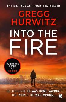 Gregg Hurwitz: Into the Fire, Buch