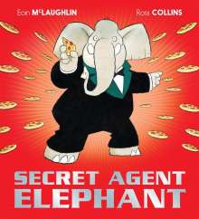 Eoin McLaughlin: Secret Agent Elephant, Buch