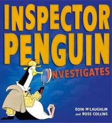 Eoin McLaughlin: Inspector Penguin Investigates, Buch