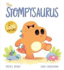 Rachel Bright: The Stompysaurus, Buch