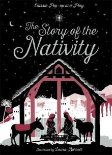 Laura Barrett: The Story of the Nativity Classic Pop-up and Play, Buch
