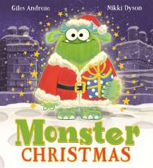 Giles Andreae: Monster Christmas, Buch