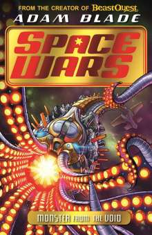 Adam Blade: Beast Quest: Space Wars: Monster from the Void, Buch