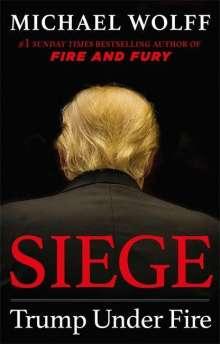 Michael Wolff: Siege, Buch