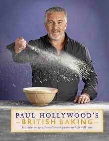 Paul Hollywood: Paul Hollywood's British Baking, Buch