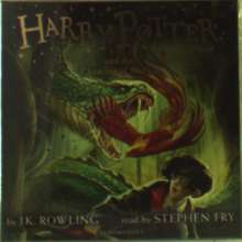 Joanne K. Rowling: Harry Potter and the Chamber of Secrets, CD