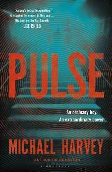 Michael Harvey: Pulse, Buch