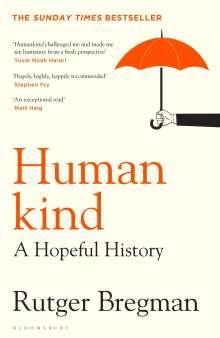 Rutger Bregman: Humankind, Buch