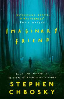 Stephen Chbosky: Imaginary Friend, Buch
