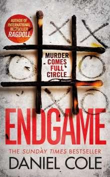 Daniel Cole: Endgame, Buch