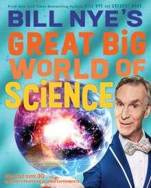 Bill Nye: Bill Nye's Great Big World of Science, Buch