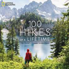 Kate Siber: 100 Hikes of a Lifetime, Buch