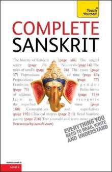 Michael Coulson: Complete Sanskrit: Teach Yourself, Buch