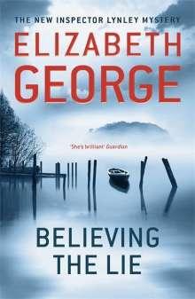 Elizabeth George: Believing the Lie, Buch