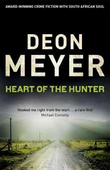 Deon Meyer: Heart of the Hunter, Buch