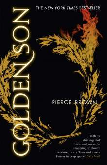 Pierce Brown: Red Rising 2. Golden Son, Buch