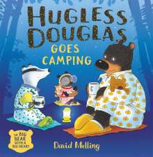 David Melling: Hugless Douglas Goes Camping, Buch