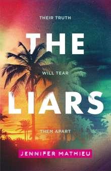 Jennifer Mathieu: The Liars, Buch
