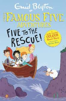 Enid Blyton: Famous Five Colour Short Stories: Five to the Rescue!, Buch