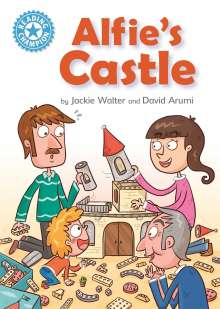 Jackie Walter: Reading Champion: Alfie's Castle, Buch