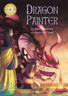 Adam Bushnell: Reading Champion: Dragon Painter, Buch