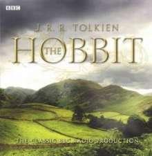John R. R. Tolkien: Hobbit, 5 CDs