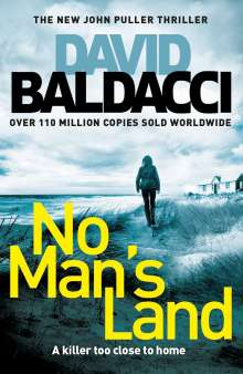 David Baldacci (geb. 1960): No Man's Land, Buch