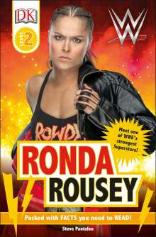 Steve Pantaleo: WWE Ronda Rousey, Buch