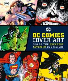 Nick Jones: DC Comics Cover Art, Buch