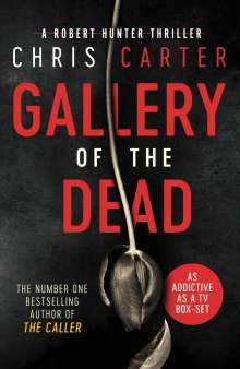 Chris Carter: The Gallery of the Dead, Buch