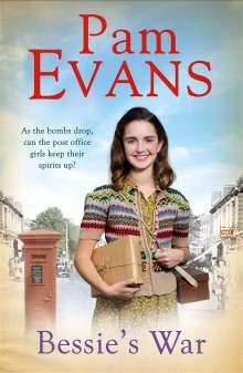 Pamela Evans: Bessie's War, Buch