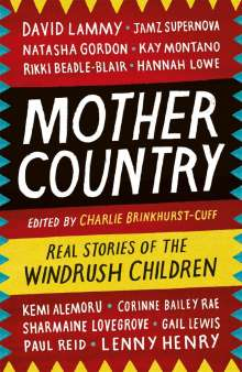 Charlie Brinkhurst-Cuff: Mother Country, Buch